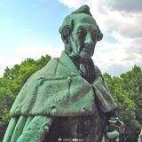 Figur des Georg von Mecklenburg-Strelitz. © 2005 bbl-mv