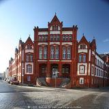 Tag der Architektur 2007 - Vorklinische Institute.jpg © 2007 Betrieb für Bau und Liegenschaften Mecklenburg-Vorpommern