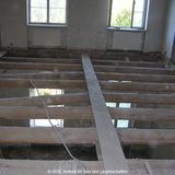 alte Decke unter dem großen Sitzungssaal © 2010 Betrieb für Bau und Liegenschaften Mecklenburg-Vorpommern