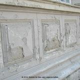 Schädigungen an der Fassade © 2010 Betrieb für Bau und Liegenschaften Mecklenburg-Vorpommern