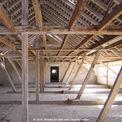 Dachkonstruktion © 2010 Betrieb für Bau und Liegenschaften Mecklenburg-Vorpommern