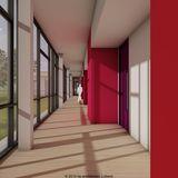 Innenbereich Flur © 2010 tönies + schroeter + jansen Freie Architekten GmbH  Lübeck