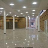 Flurbereich im Erdgeschoss des 1. Bauabschnittes © 2010 Betrieb für Bau und Liegenschaften Mecklenburg-Vorpommern
