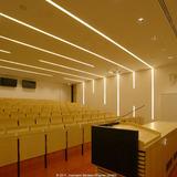 Blick in den Hörsaal im Erdgeschoss. © 2011 Assmann Beraten+Planen GmbH Dortmund