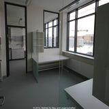 Blick in den Laborbereich © 2012 Betrieb für Bau und Liegenschaften Mecklenburg-Vorpommern