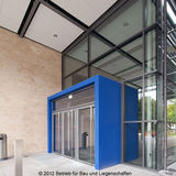 Der Eingangsbereich © 2012 Betrieb für Bau und Liegenschaften Mecklenburg-Vorpommern