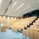 Medientechnisch und audiovisuell hervorragend ausgestatteter Hörsaal © 2012 Betrieb für Bau und Liegenschaften Mecklenburg-Vorpommern