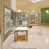 Die Ausstellung ist noch bis zum 17. Mai 2013 im Dienstgebäude des BBL M-V in Rostock  Wallstraße 2  im Lichthof Haus 3 zu sehen. © 2013 Betrieb für Bau und Liegenschaften Mecklenburg-Vorpommern