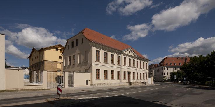 Altes Palais Neustrelitz  ehemaliges Amtsgericht und Grundbuchamt © 2015 Betrieb für Bau und Liegenschaften Mecklenburg-Vorpommern