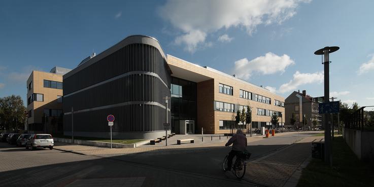 Ernst-Moritz-Arndt-Universität Greifswald  Pharmazie  Neubau Labor- und Praktikumsgebäude (2. Bauabschnitt) © 2015 Betrieb für Bau und Liegenschaften Mecklenburg-Vorpommern