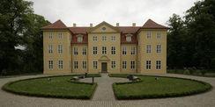Schloss Mirow - geöffnet nicht nur am Tag der Architektur. © 2015 Betrieb für Bau und Liegenschaften Mecklenburg-Vorpommern