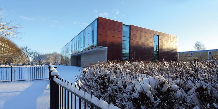 Universität Rostock Agrar- und Umweltwissenschaftliche Fakultät  Neubau Laborgebäude © 2014 Betrieb für Bau und Liegenschaften Mecklenburg-Vorpommern