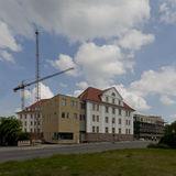 Neubau und Sanierung von Dienstgebäuden für die Polizei in Rostock © 2014 Betrieb für Bau und Liegenschaften Mecklenburg-Vorpommern