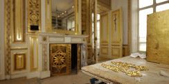 Denkmalgerechte Restaurierung Schloss Ludwigslust ©  2015 Betrieb für Bau und Liegenschaften Mecklenburg-Vorpommern