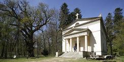 Helenen-Paulownen-Mausoleum im Schlosspark Ludwigslust © 2018 Betrieb für Bau und Liegenschaften Mecklenburg-Vorpommern