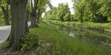 Grün soweit das Auge reicht: Schlosspark Bothmer kurz vor der Übergabe an die Öffentlichkeit. © 2012 Betrieb für Bau und Liegenschaften Mecklenburg-Vorpommern