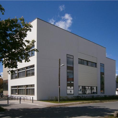 Ansicht Nordost von der Soldmannstraße © 2015 Betrieb für Bau und Liegenschaften Mecklenburg-Vorpommern