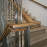 Detail Geländer im Treppenhaus © 2015 Betrieb für Bau und Liegenschaften Mecklenburg-Vorpommern