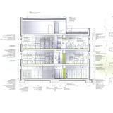Schnitt A-A © 2012 kister scheithauer gross Architekten und Stadtplaner GmbH  Leipzig