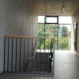 Blick ins Treppenhaus © 2015 Betrieb für Bau und Liegenschaften Mecklenburg-Vorpommern