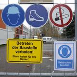 Betreten verboten! Nicht so am 19. und 20. Oktober. © 2015 Betrieb für Bau und Liegenschaften Mecklenburg-Vorpommern