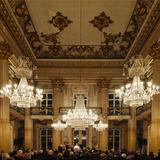 Jubel und Dank - Konzert im Goldenen Saal mit Kontratenor Karsten Henschel. © 2016 Staatliches Museum Schwerin