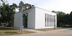Neubau eines Lehrgebäudes für die Fachschule für Agrarwirtschaft des Landes M-V in Güstrow-Bockhorst.jpg © 2016 Betrieb für Bau und Liegenschaften M-V