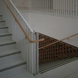 Hörsaalgebäude  Treppenaufgang zum Obergeschoss © 2016 Betrieb für Bau und Liegenschaften Mecklenburg-Vorpommern