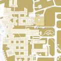 Lageplan Campus Klinikum mit Neubau Notaufnahme © 2013 LUDES Generalplaner GmbH  Berlin