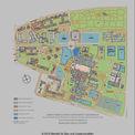Der Masterplan zum Campus Berthold-Beitz-Platz mit dem neuen Klinikum und Standort DZ 7 © 2010 Betrieb für Bau und Liegenschaften Mecklenburg-Vorpommern