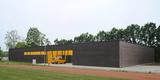 Ostansicht mit Haupteingang © 2017 Betrieb für Bau und Liegenschaften Mecklenburg-Vorpommern