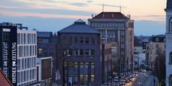 Das Land M-V stellt ca 34 4 Mio. Euro für die Herrichtung des denkmalgeschützten Gebäudes bereit. Die Planungen laufen bereits  dort verschieden Landesbehörden unterzubringen. Die Arbeiten beginnen 2018. © 2016 Betrieb für Bau und Liegenschaften Mecklenburg-Vorpommern