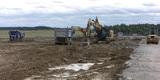 Abbruch der beschädigten Rollwege © 2017 Betrieb für Bau und Liegenschaften Mecklenburg-Vorpommern