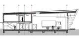 Schnitt durch das Gebäude © 2017 struhk architekten  Braunschweig