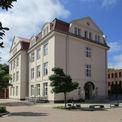 Das Historische Institut - Blick aus Nordost © 2017 Betrieb für Bau und Liegenschaften Mecklenburg-Vorpommern
