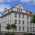 Blick aus südöstlicher Richtung auf das Institutsgebäude © 2017 Betrieb für Bau und Liegenschaften Mecklenburg-Vorpommern