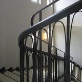 Treppenhaus im 1. Obergeschoss © 2017 Betrieb für Bau und Liegenschaften Mecklenburg-Vorpommern