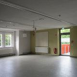 zukünftiger Seminarraum im 3. Obergeschoss © 2017 Betrieb für Bau und Liegenschaften Mecklenburg-Vorpommern