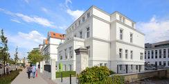 Herrichtung Institut für Ostseeforschung Warnemünde © 2017 Betrieb Für Bau und Liegenschaften M-V
