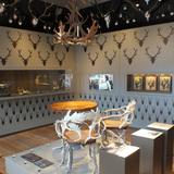 Macht seinem Namen alle Ehre -  Ausstellungselemente im Erdgeschoss. © 2017 Betrieb für Bau und Liegenschaften Mecklenburg-Vorpommern