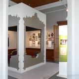 Modernes Ausstellungskonzept im Jagdschloss. © 2017 Betrieb für Bau und Liegenschaften Mecklenburg-Vorpommern