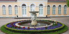 Wiederherstellung des Schlossgartens Neustrelitz © 2017 Betrieb für Bau und Liegenschaften M-V