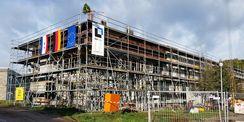 Neubau eines Sanitätsversorgungszentrum in der Ernst-Moritz-Arndt-Kaserne Hagenow © 2017 Betrieb für Bau und Liegenschaften Mecklenburg-Vorpommern