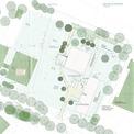Lageplan Neubau Rechenzentrum mit Rechnergebäude und Seminar-/Verwaltungsgebäude © 2016 Ingenieurbüro Küchler GmbH  Stralsund