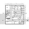 Rechnergebäude - Grundriss Erdgeschoss © 2015 HWP Planungsgesellschaft mbH  Stuttgart