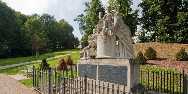 Wiederherstellung des historischen Schlossparks Hohenzieritz © 2017 Betrieb für Bau und Liegenschaften Mecklenburg-Vorpommern