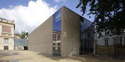 Neubau Staatliches Museum Schwerin © 2016 Betrieb für Bau und Liegenschaften Mecklenburg-Vorpommern