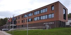 Gebäudeansicht des Neubaus © 2017 Betrieb für Bau und Liegenschaften Mecklenburg-Vorpommern