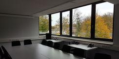 Blick in den Besprechungs- und Schulungsraum © 2017 Betrieb für Bau und Liegenschaften Mecklenburg-Vorpommern