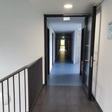 Blick in den Flur des 2. Obergeschosses © 2017 Betrieb für Bau und Liegenschaften Mecklenburg-Vorpommern